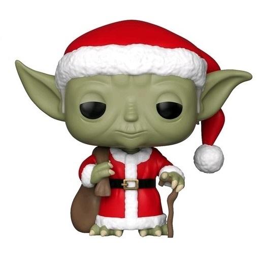 Star Wars: Holidays - Yoda (as Santa) Pop! Vinyl Figure image