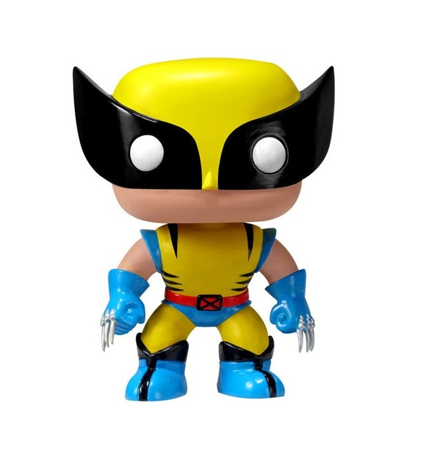 Marvel X-Men Wolverine Pop! Vinyl Figure
