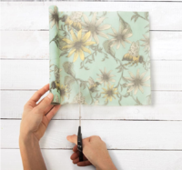 Reusable Beeswax FoodWrap (1M roll)