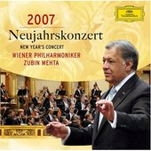 Neujahrskonzert - 2007 New Year's Concert on DVD