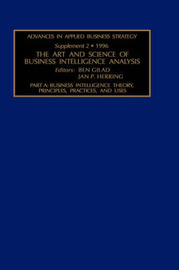 The Art and Science of Business Intelligence Analysis: Volume 2 by Foster