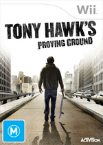 Tony Hawk's Proving Ground for Nintendo Wii