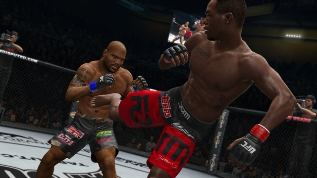 UFC Undisputed 3 for X360 image