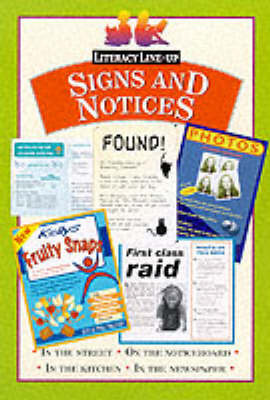 Signs and Notices by David Orme