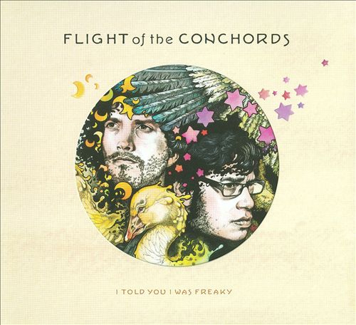 I Told You I Was Freaky (LP) by Flight of the Conchords image