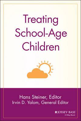 Treating School-age Children by Hans Steiner image