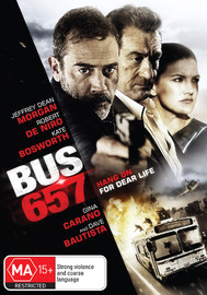 Bus 657 on DVD