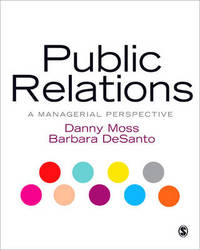 Public Relations by Danny Moss