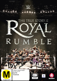 WWE: The True Story Of The Royal Rumble DVD
