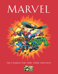 Marvel by Michael Mallory