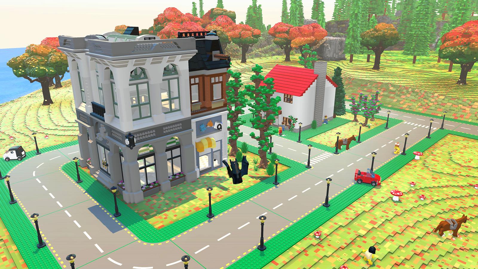 LEGO Worlds for Xbox One image