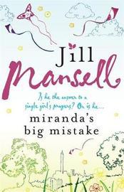 Miranda's Big Mistake by Jill Mansell image