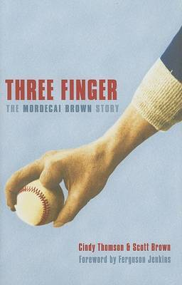Three Finger by Cindy Thomson image