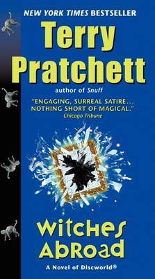 Witches Abroad (Discworld 12 - The Witches) (US Ed.) by Terry Pratchett image