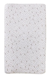 Little Baby Turtle: Change Mat Cover - Turtles & Spots Neutral