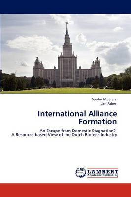 International Alliance Formation by Feodor Muijrers