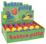 Toysmith: Jumping Putty in Egg - (Assorted Colours)