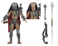 Predators: Ahab Predator - 7″ Ultimate Figure
