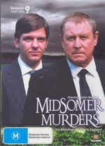Midsomer Murders - Vol. 9.1 on DVD