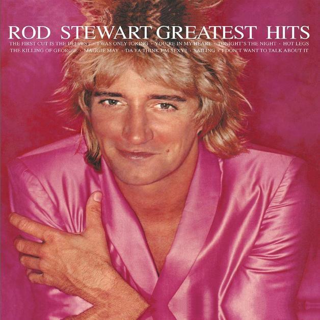 Greatest Hits Vol 1 by Rod Stewart