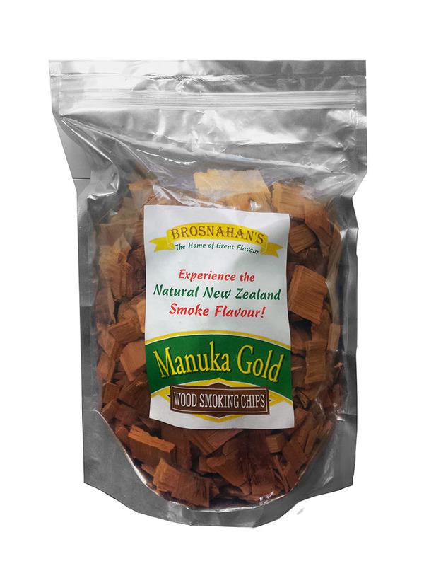 Brosnahan's Manuka Gold Chips 1Kg