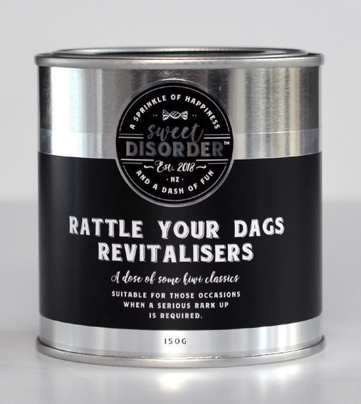 Sweet Disorder: Rattle Your Dags Revitalisers (150g)