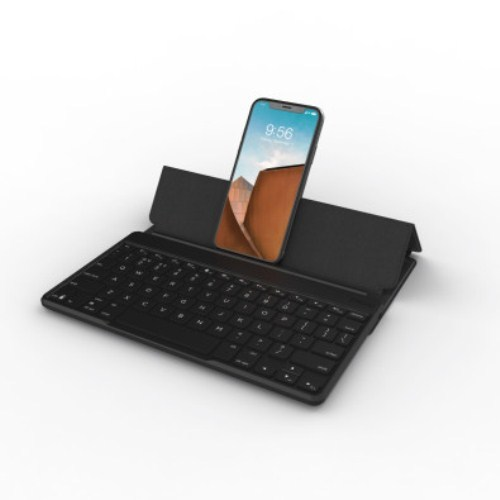 Zagg: Universal Bluetooth Keyboard - 7-Colour Backlit