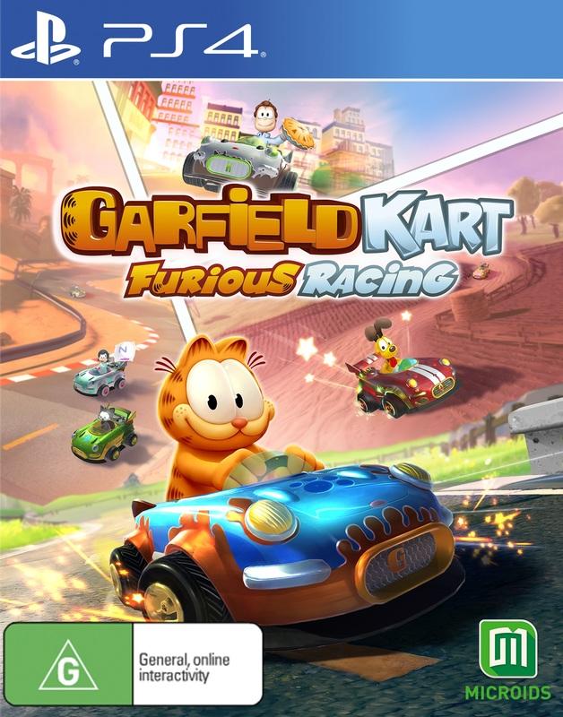 Garfield Kart Furious Racing for PS4