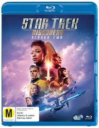 Star Trek Discovery: Season 2 on Blu-ray