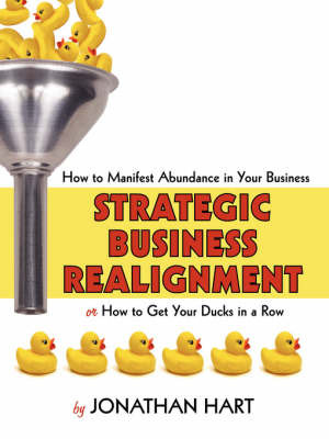 Strategic Business Realignment by Jonathan Hart image