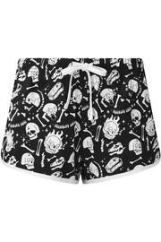 Killstar: Drowsy Lounge Shorts - L image