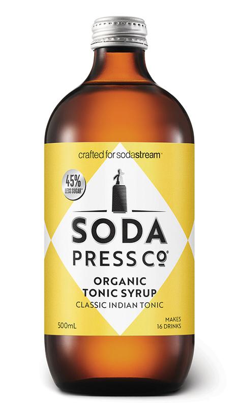 Soda Press: Classic Indian Tonic