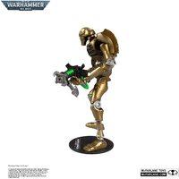 """Warhammer 40k: Necron Warrior - 7"""" Action Figure image"""