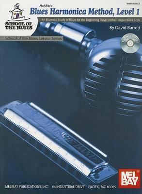Blues Harmonica Method, Level 1 image