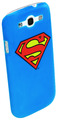 Iconime Superhero Icon Galaxy S3 case - Superman