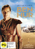 Ben Hur - 50th Anniversary Edition DVD