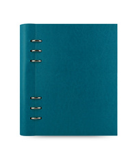 Filofax - A5 Clipbook - Petrol Blue