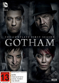Gotham - Season 1 on DVD