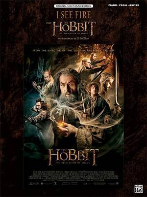 I See Fire (from the Hobbit -- The Desolation of Smaug) by Ed Sheeran