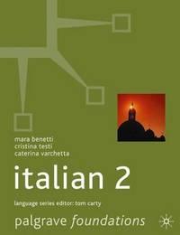 Foundations Italian 2 by Mara Benetti image