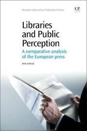 Libraries and Public Perception by Anna Galluzzi image