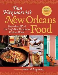 Tom Fitzmorris's New Orleans Food: More than 250 Best Recipes by Tom Fitzmorris image