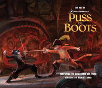 Art of Puss in Boots by Ramin Zahed
