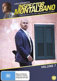 Inspector Montalbano - Volume 7 on DVD