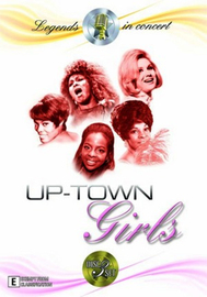 Legends in Concert - Uptown Girls (3 Disc Set) on DVD