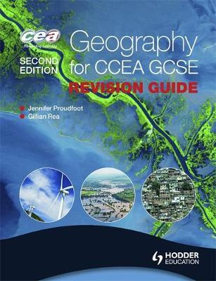 Geography for CCEA GCSE Revision Guide 2nd Edition by Jennifer Proudfoot image