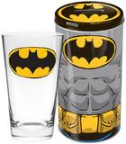 DC Comics Batman Glass in Tin