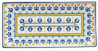 Casa Domani Firenze Rectangular Platter 38x18cm Gift Boxed