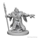 D&D Nolzurs Marvelous: Unpainted Minis - Dwarf Male Wizard