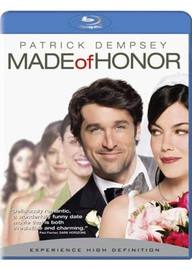 Made Of Honor on Blu-ray image